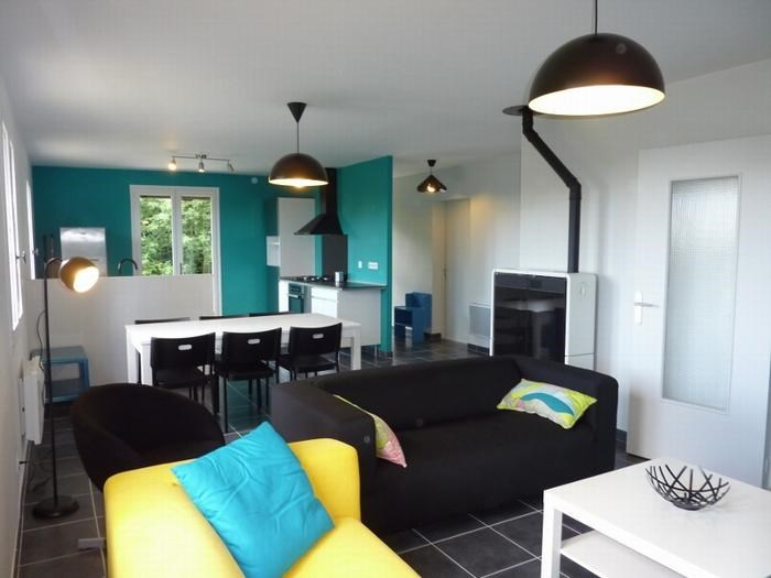 Location vacances Saint-Bonnet-le-Bourg -  Maison - 7 personnes - Barbecue - Photo N° 1