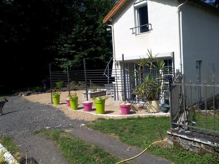 Affitti per le vacanze Clermont-Ferrand - Casa - 3 persone - Barbecue - Foto N° 1