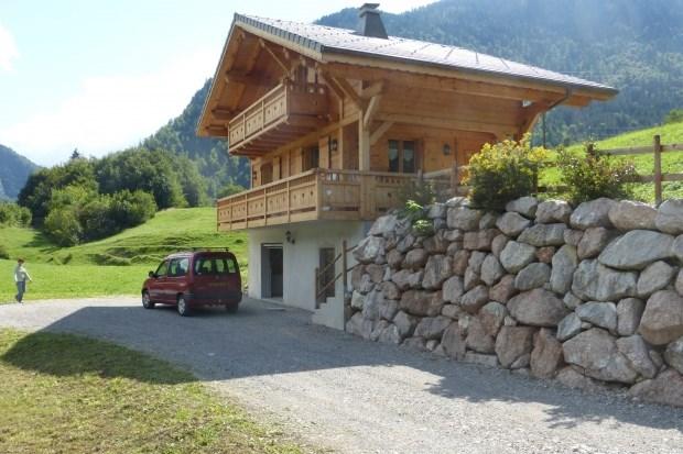 Location vacances Vacheresse -  Maison - 6 personnes - Barbecue - Photo N° 1