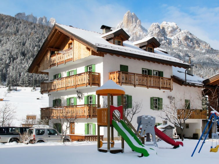 Location vacances Pozza di Fassa -  Appartement - 7 personnes -  - Photo N° 1