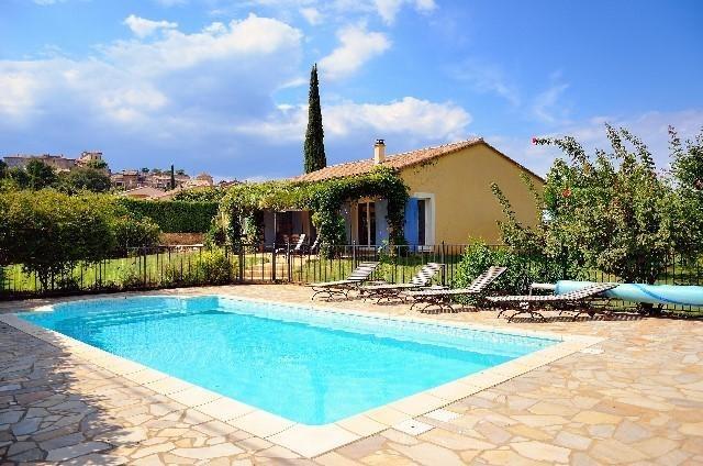 Villa pour 10 pers. avec piscine privée, Saint-Julien-de-Peyrolas