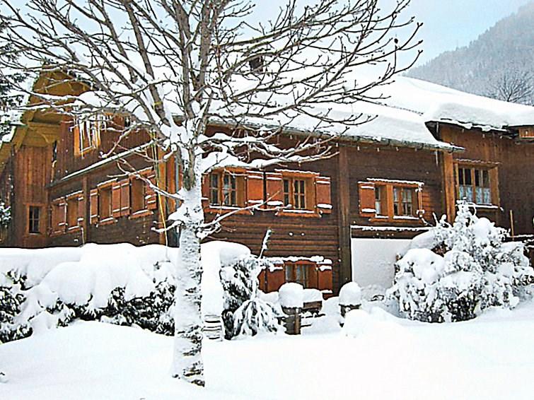 Appartement pour 6 à Sankt Gallenkirch