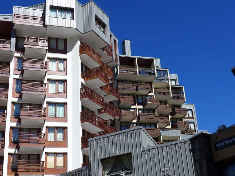 Appartement pour 2 personnes à Tignes