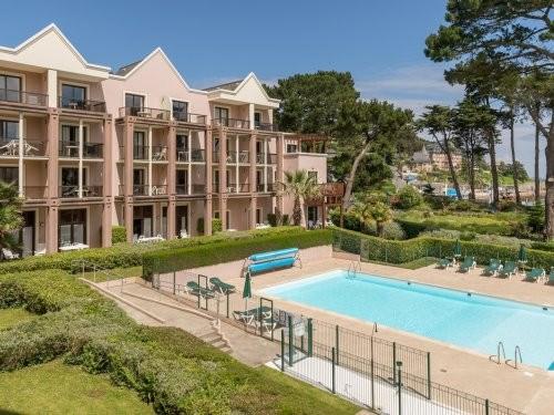 Résidence L'Archipel - Appartement 2 pièces 4/5 personnes - Vue mer Supérieur
