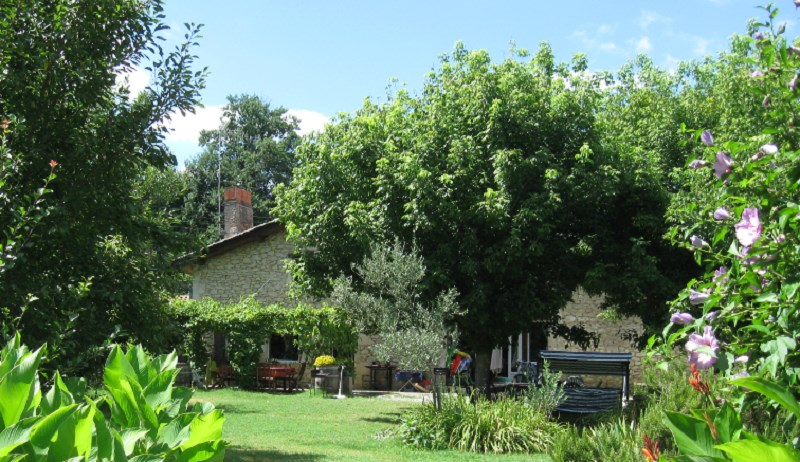 Location vacances Blaignac -  Maison - 4 personnes -  - Photo N° 1
