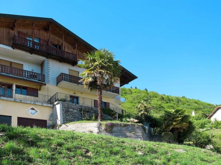 Appartement pour 2 personnes à Cannero Riviera