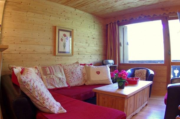 Location vacances Les Avanchers-Valmorel -  Appartement - 6 personnes - Salon - Photo N° 1