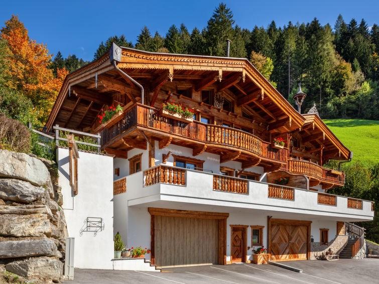Location vacances Mayrhofen -  Appartement - 9 personnes -  - Photo N° 1