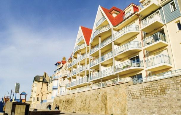 Location vacances Wimereux -  Appartement - 5 personnes - Télévision - Photo N° 1