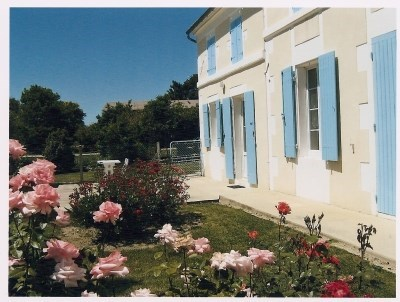 location meublée de vacances - Asnières-la-Giraud