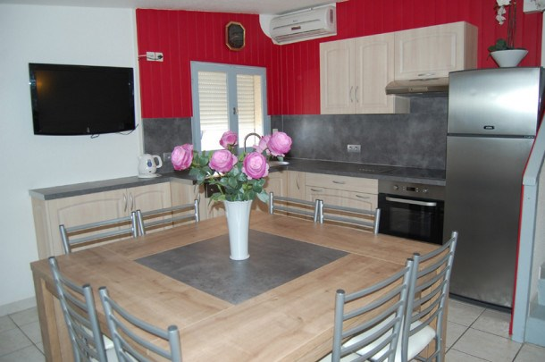 Location vacances Leucate -  Appartement - 8 personnes - Télévision - Photo N° 1