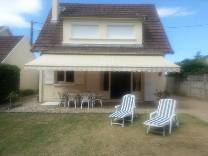 Holiday rentals Saint-Pair-sur-Mer - House - 4 persons - BBQ - Photo N° 1