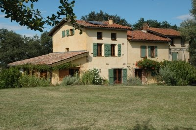 Holiday rentals Gaillac-Toulza - Cottage - 9 persons - BBQ - Photo N° 1