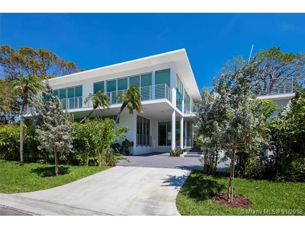 Vente Maison 9 pièces 374m² Miami Beach