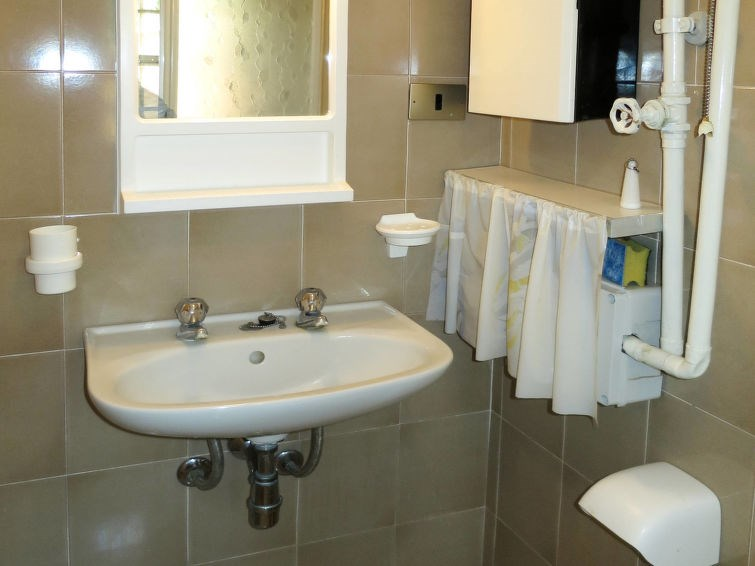Appartement pour 2 personnes à Sassofortino