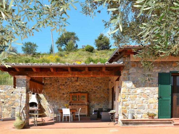 Location vacances San Lorenzo al Mare -  Maison - 5 personnes -  - Photo N° 1