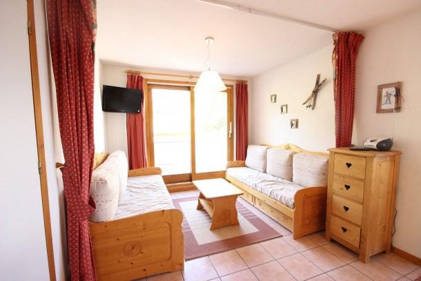 Location vacances Peisey-Nancroix -  Appartement - 8 personnes - Télévision - Photo N° 1