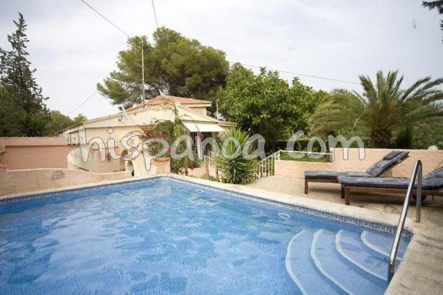 La villa a 2 chambres et 2 salles de bain, r&eac