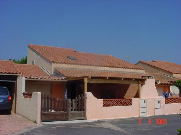 Holiday rentals Vias - House - 6 persons - BBQ - Photo N° 1