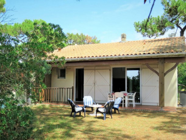 Location vacances Lacanau -  Maison - 4 personnes - Barbecue - Photo N° 1