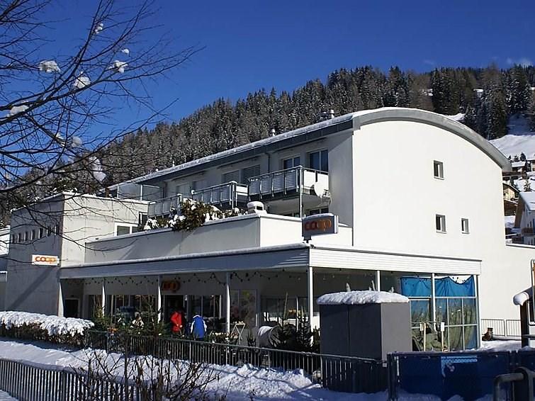 Appartement pour 4 à Churwalden