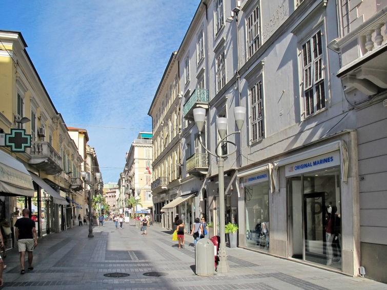 Appartement pour 4 à Sanremo