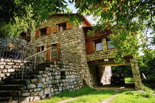 Maison de vacances - Burzet