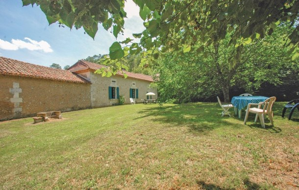 Location vacances Grignols -  Maison - 6 personnes - Barbecue - Photo N° 1