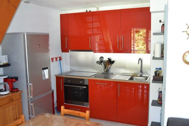 Cuisine : lave vaisselle, four, frigo+congélateur...