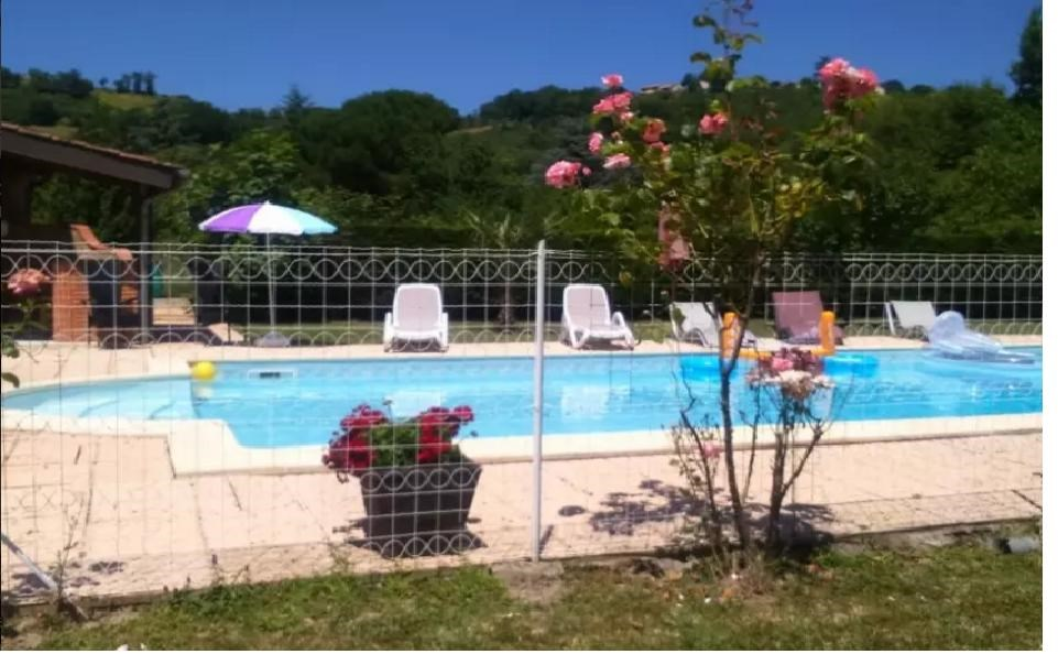 Location vacances Lescure-d'Albigeois -  Gite - 5 personnes - Barbecue - Photo N° 1