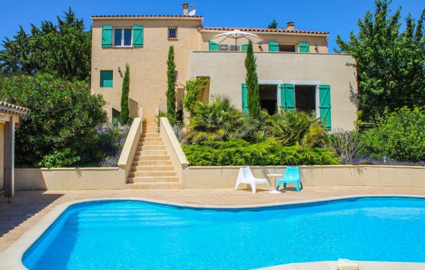 Location vacances Caunes-Minervois -  Maison - 6 personnes - Barbecue - Photo N° 1