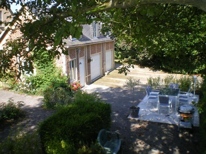 Holiday rentals Friville-Escarbotin - House - 4 persons - BBQ - Photo N° 1