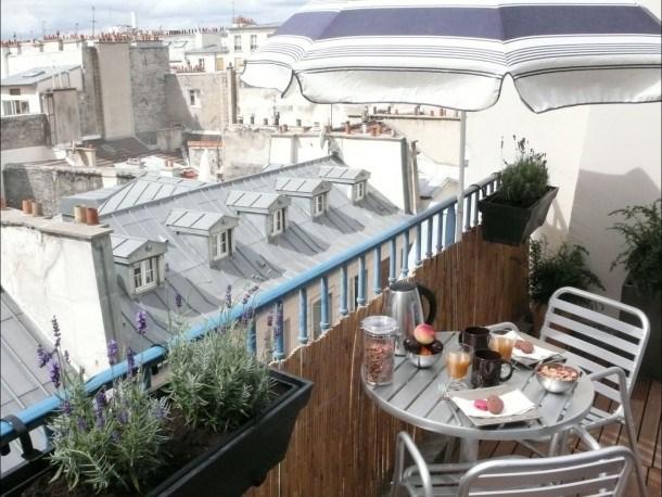 Location vacances Paris 3e Arrondissement -  Appartement - 3 personnes - Lecteur DVD - Photo N° 1