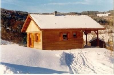Joli chalet tout en bois proche Gerardmer et Alsace-4 personnes-Classé meublé de tourisme 3 Etoiles - La Croix-aux-Mines