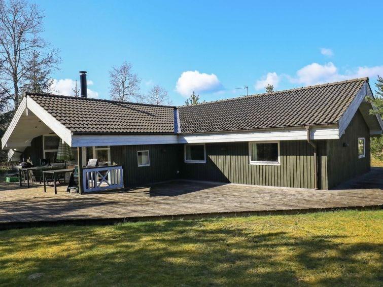 Maison pour 10 à Ålbæk