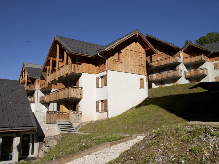 Location vacances Albiez-Montrond -  Appartement - 6 personnes -  - Photo N° 1