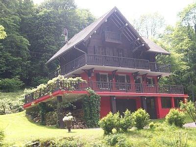 Location vacances Ribeauvillé -  Maison - 6 personnes - Barbecue - Photo N° 1