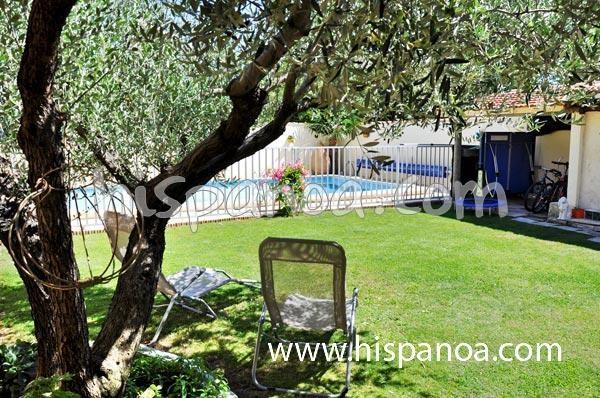 Location villa piscine Vaucluse, maison vacances Avignon  326