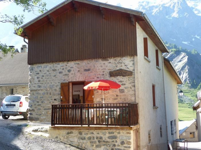 Holiday rentals La Grave - House - 4 persons - Deck chair - Photo N° 1