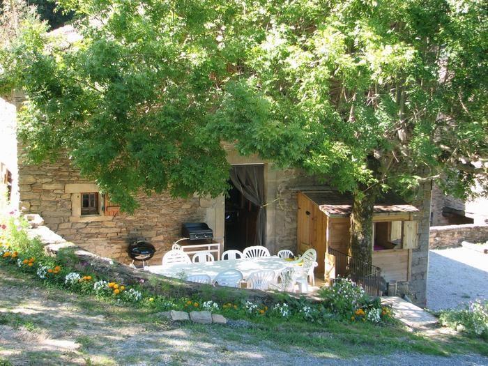 "Gîte ""Les frênes"" dans la vallée du Tarn"