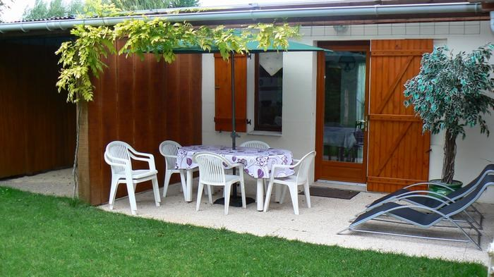 Location vacances Brimeux -  Maison - 6 personnes - Barbecue - Photo N° 1