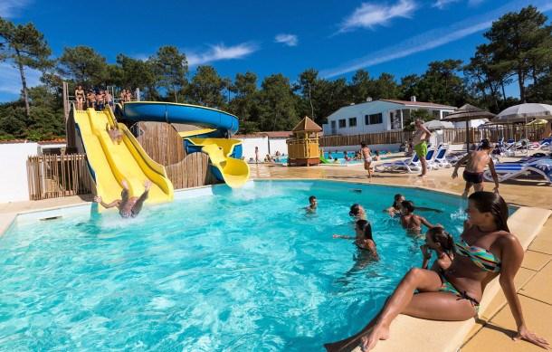 Location vacances Longeville-sur-Mer -  Maison - 6 personnes - Congélateur - Photo N° 1