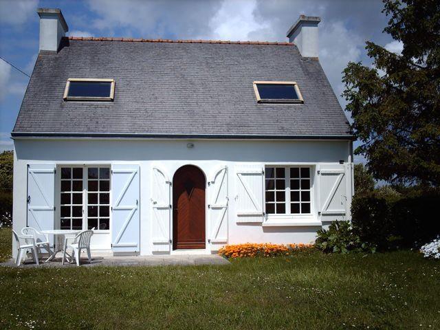 Location vacances Loctudy -  Maison - 4 personnes - Jardin - Photo N° 1