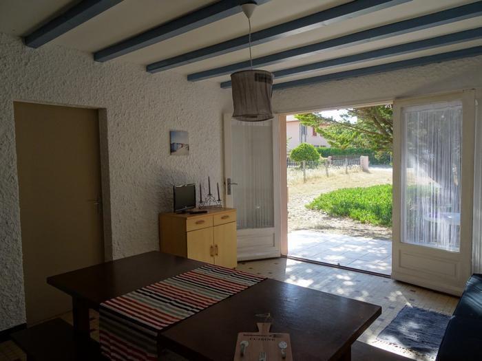 Appartement pour 6 pers. avec parking privé, Vieux-Boucau-les-Bains