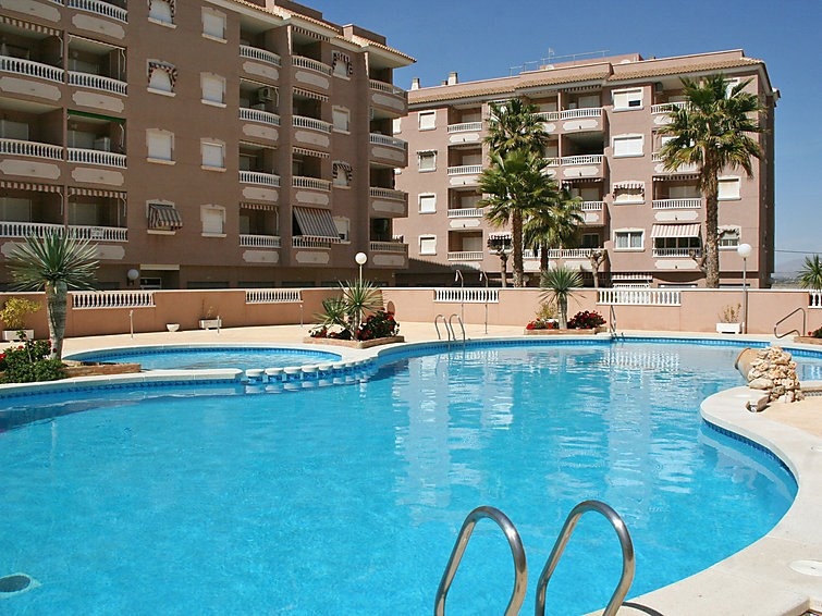 Location vacances Santa Pola -  Appartement - 6 personnes -  - Photo N° 1