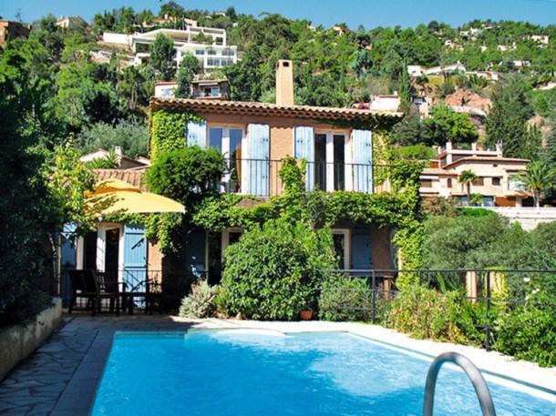 Ferienhaus mit Pool (TEU120)