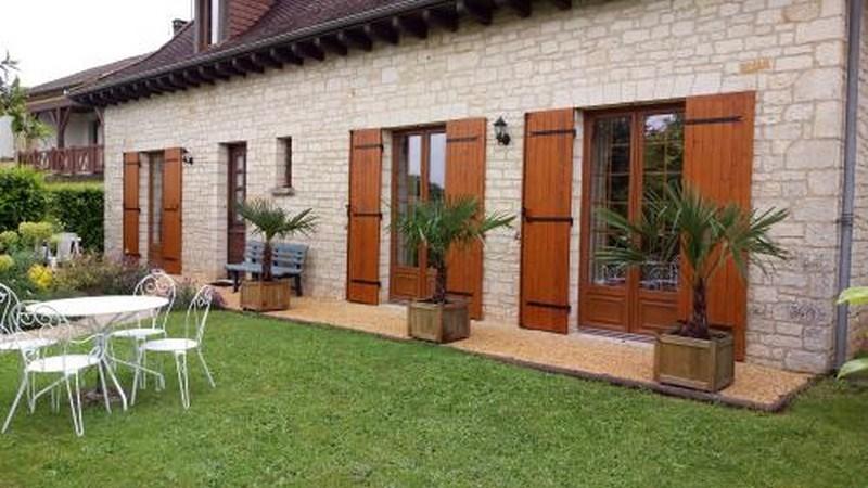 Location vacances Monpazier -  Maison - 4 personnes - Barbecue - Photo N° 1