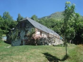 Grange de Baa location en  montagne - Betpouey