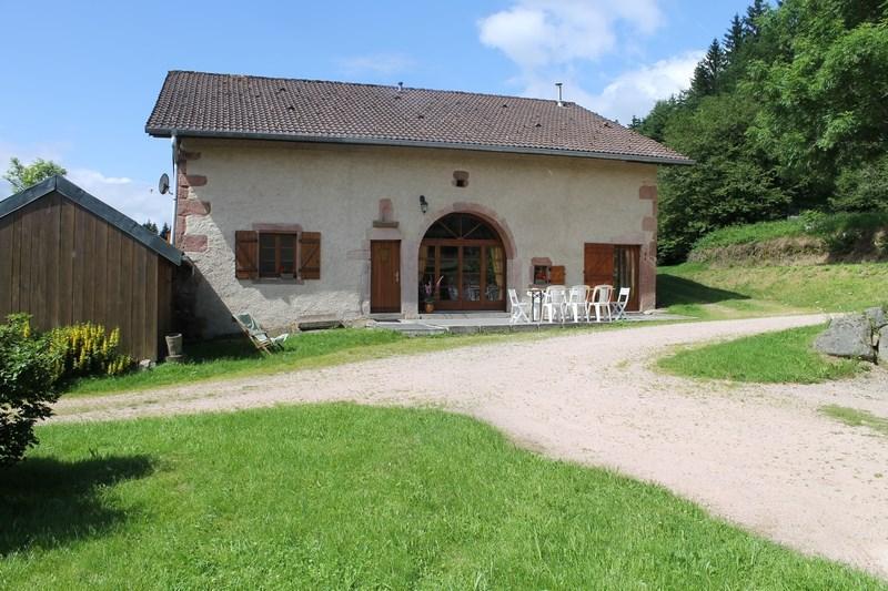 Gite dans les Vosges au Petit Tholy