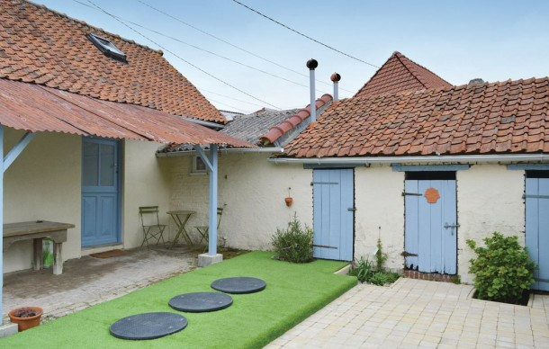 Location vacances Grigny -  Maison - 4 personnes - Barbecue - Photo N° 1
